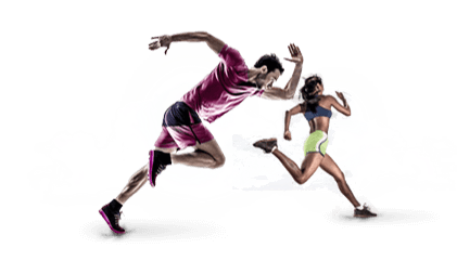 Maratonac Lagani i brzi trkač. Trčim samo duge staze.