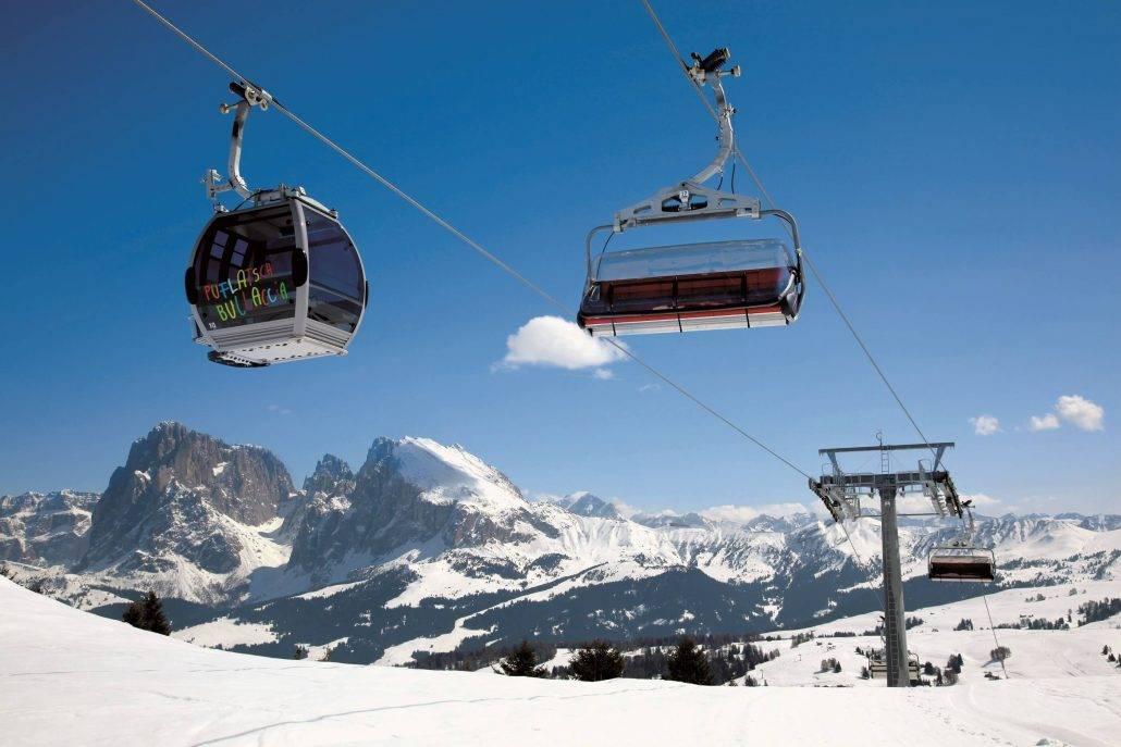 Skijalište Cortina d' Ampezzo