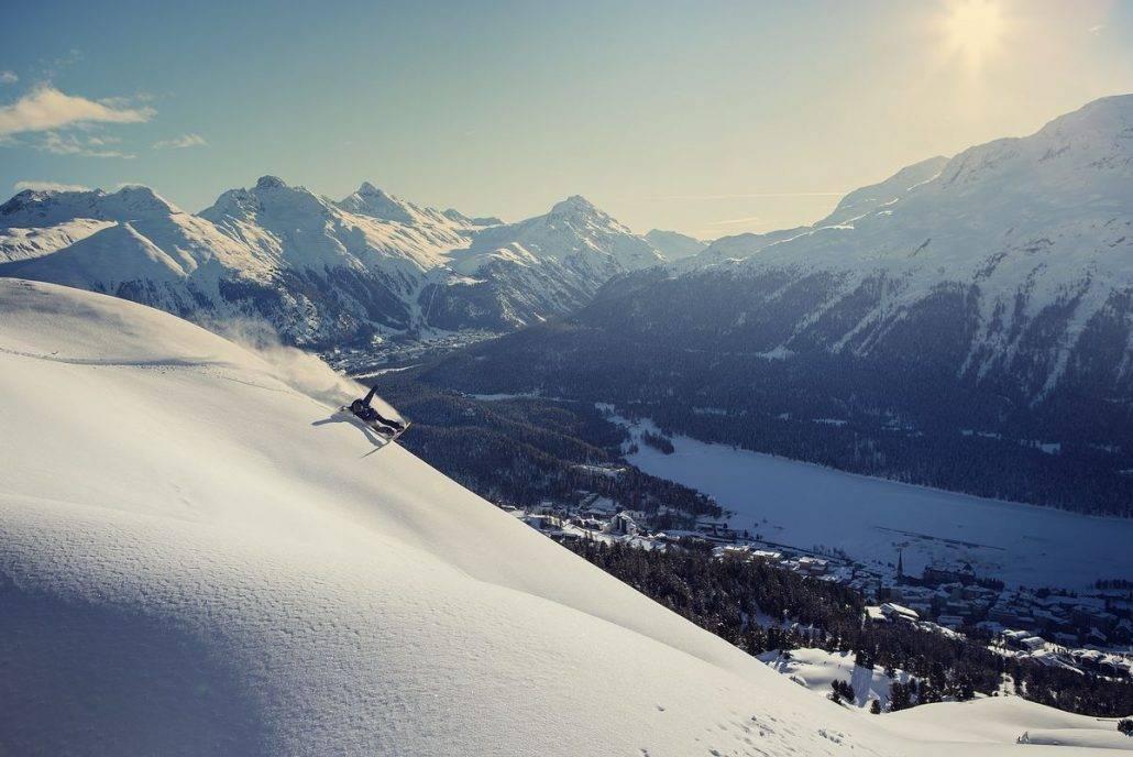 Skijalište St. Moritz