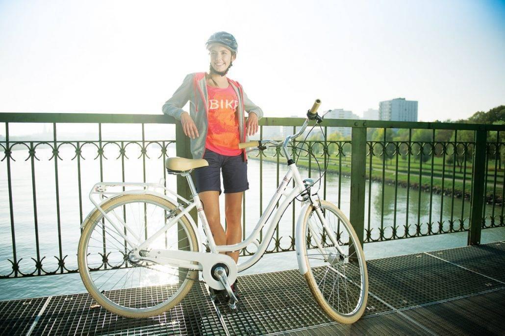 Gradski bicikl