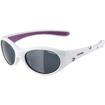Alpina FLEXXY GIRL, dječje sunčane naočale, bijela