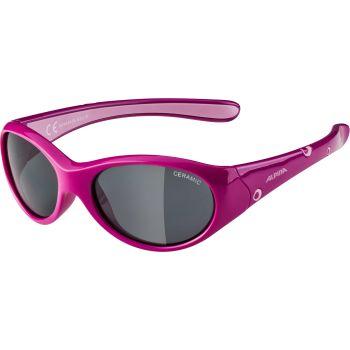Alpina FLEXXY GIRL, dječje sunčane naočale, roza