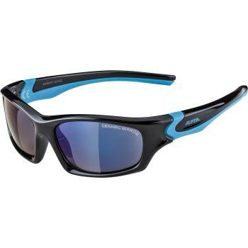 Alpina FLEXXY TEEN, dječje sunčane naočale, crna