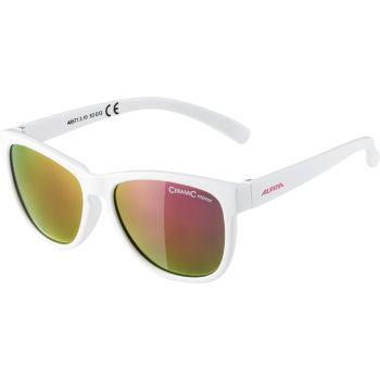 Alpina LUZY, dječje sunčane naočale, bijela