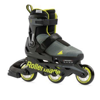 Rollerblade MICROBLADE FREE 3WD, dječje role, siva
