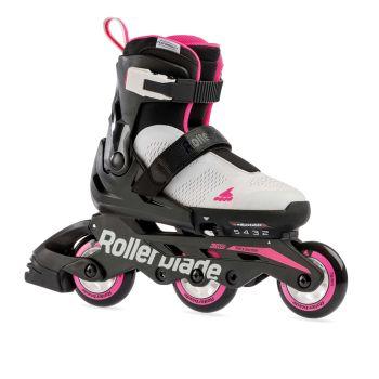 Rollerblade MICROBLADE FREE 3WD G, dječje role, siva