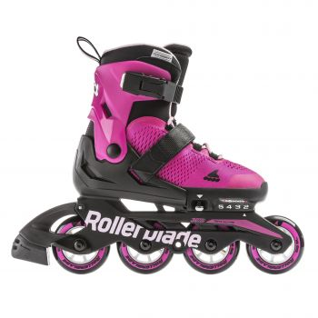 Rollerblade MICROBLADE G, dječje role, roza