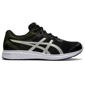 Asics GEL-IKAIA 9, muške tenisice za trčanje, crna