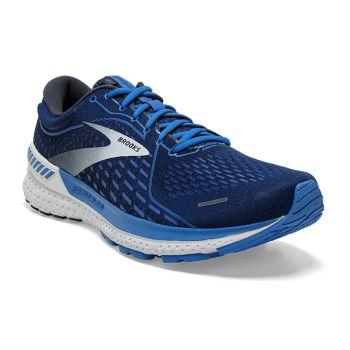 Brooks ADRENALINE GTS 21, muške tenisice za trčanje, plava