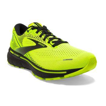 Brooks GHOST 14, muške tenisice za trčanje, žuta