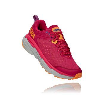 Hoka One One CHALLENGER ATR 6 W, ženske tenisice za trail  trčanje, roza