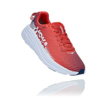 Hoka One One RINCON 2 W, ženske tenisice za trčanje, crvena