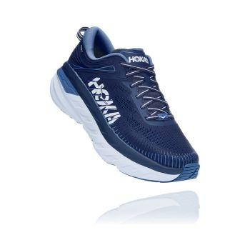Hoka One One BONDI 7, muške tenisice za trčanje, plava