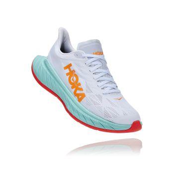 Hoka One One CARBON X 2 W, ženske tenisice za trčanje, bijela