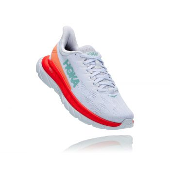 Hoka One One MACH 4 W, ženske tenisice za trčanje, bijela