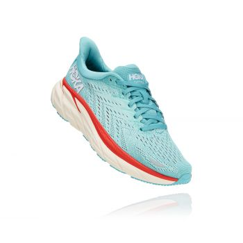 Hoka One One CLIFTON 8 W, ženske tenisice za trčanje, plava