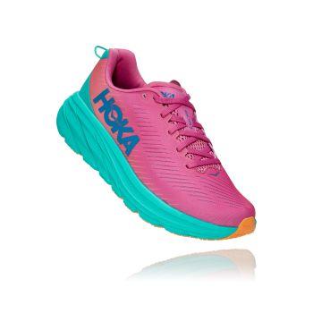 Hoka One One RINCON 3 W, ženske tenisice za trčanje, roza