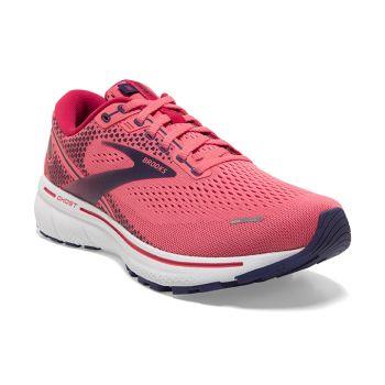 Brooks GHOST 14, ženske tenisice za trčanje, roza