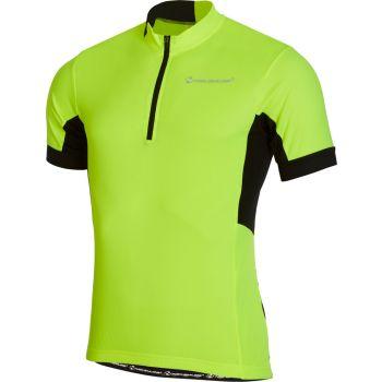 Nakamura BASIC JERSEY, muška majica za biciklizam, žuta