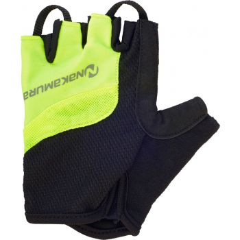 Nakamura GUANTO GLOVES, muške rukavice za bicikl, crna