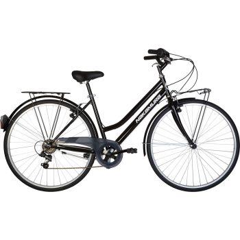 Nakamura SUNSET 28 LADY, ženski  gradski bicikl, crna