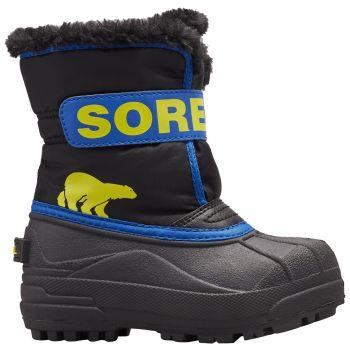 Sorel CHILDRENS SNOW COMMANDER, dječje buce, crna