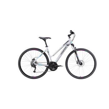 Genesis SPEED CROSS SX 4.1 W, ženski treking bicikl, bijela