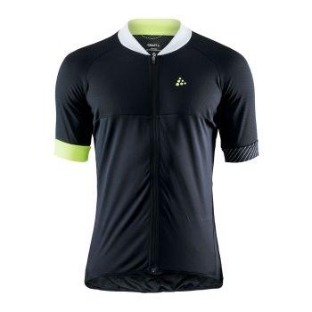 Craft ADOPT JERSEY M, muška majica za biciklizam, crna