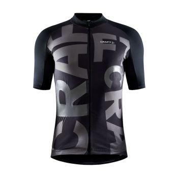 Craft ADV ENDUR LUMEN JERSEY M, muška majica za biciklizam, crna