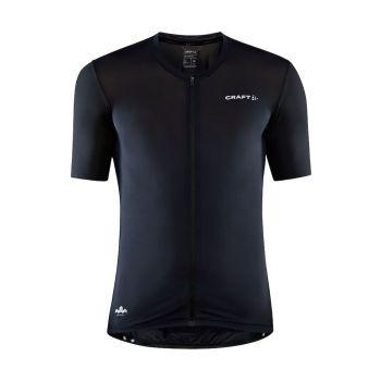 Craft ADV AERO JERSEY M, muška majica za biciklizam, crna