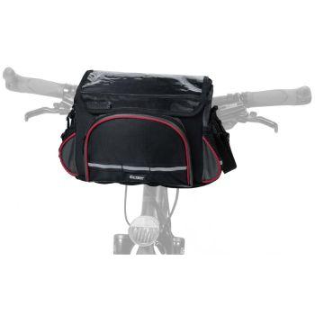 Cytec TREKKING HANDLEBAR BAG, torba za bicikl, crna