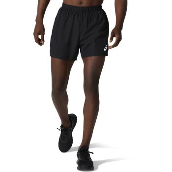 Asics CORE 5IN SHORT, muške kratke hlače za trčanje, crna