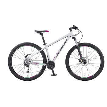 Nakamura CATCH 5.0 W, brdski bicikl, bijela