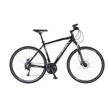 Nakamura PLATINUM 6.0, muški treking bicikl, crna