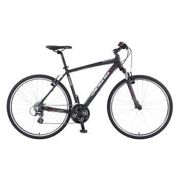 Nakamura PLATINUM 3.0, muški treking bicikl, crna