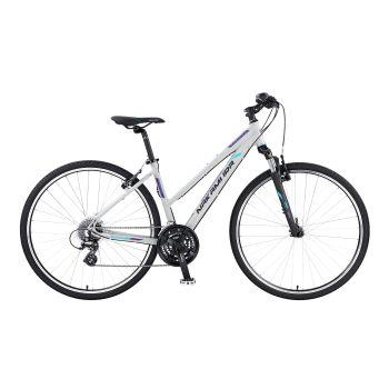 Nakamura PLATINUM 3.0 W, ženski treking bicikl, bijela