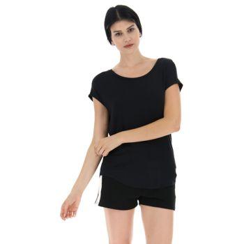 Lotto DINAMICO W IV TEE VI, ženska majica, crna