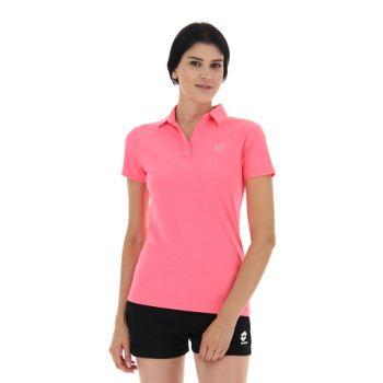 Lotto POLO CLASSICA W II STC JS, majica, roza