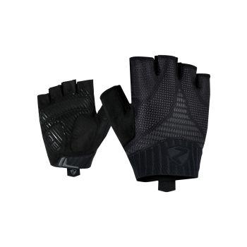 Ziener CENO, muške rukavice za bicikl, crna