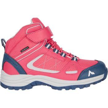 McKinley MAINE MID AQB JR, dječje cipele za planinarenje, roza