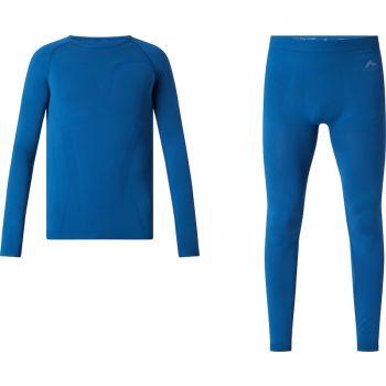 McKinley SET YACOB UX/YANIK UX, donje rublje muško set, plava