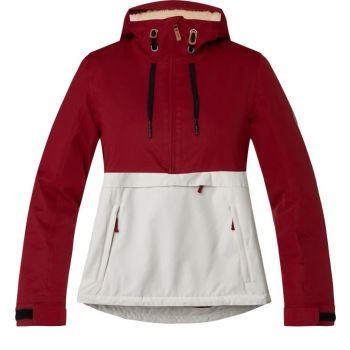 Firefly DAKOTA WMS, žensk jakna, crvena