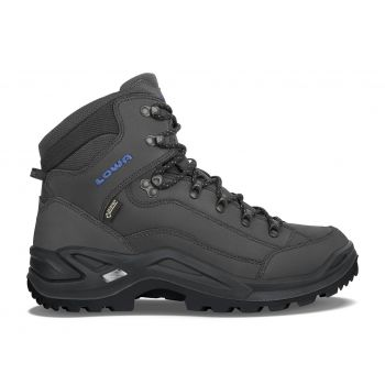 Lowa RENEGADE GTX MID, muške cipele za planinarenje, siva