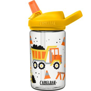 Camelbak EDDY+R KID'S 0,4L, bidon, transparent