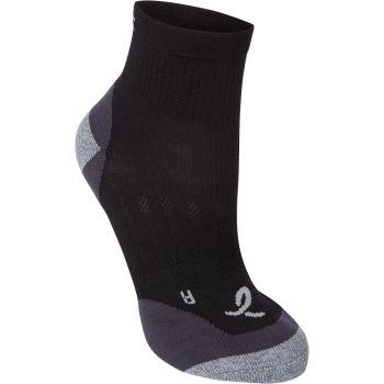 Energetics BAVOS II UX, muške čarape za trčanje, crna