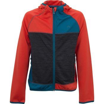 McKinley MONTINA HD JRS, dječja majica za planinarenje, crvena