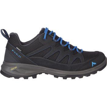 McKinley VULCANUS AQX M, cipele za planinarenje, crna