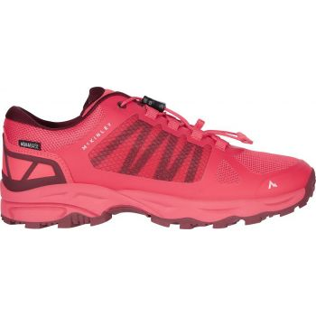 McKinley KANSAS II AQB JR, cipele za planinarenje, roza