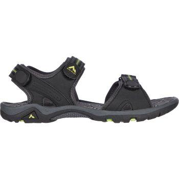 McKinley DRAWLER II M, muške sandale za plninarenje, crna