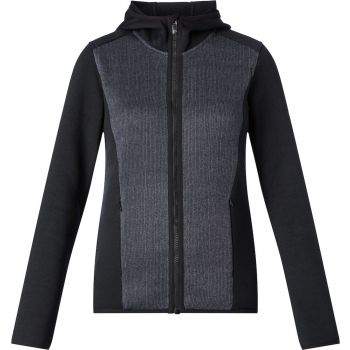 McKinley GINNA WMS, ženska majica za planinarenje, crna